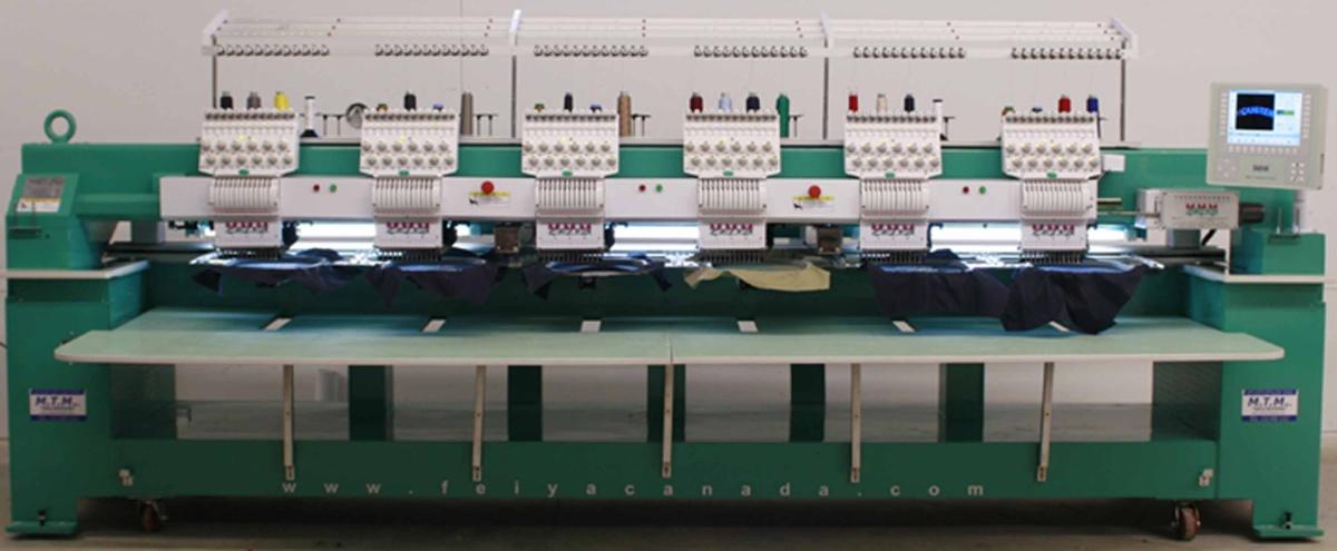 feiya embroidery machine manual